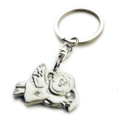 AK0621-angel keychain
