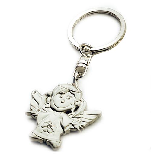 AK0622-angel keychain