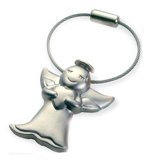 AK0623-angel keychain