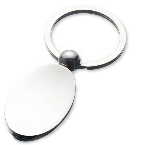 AK0149-Oval keychain