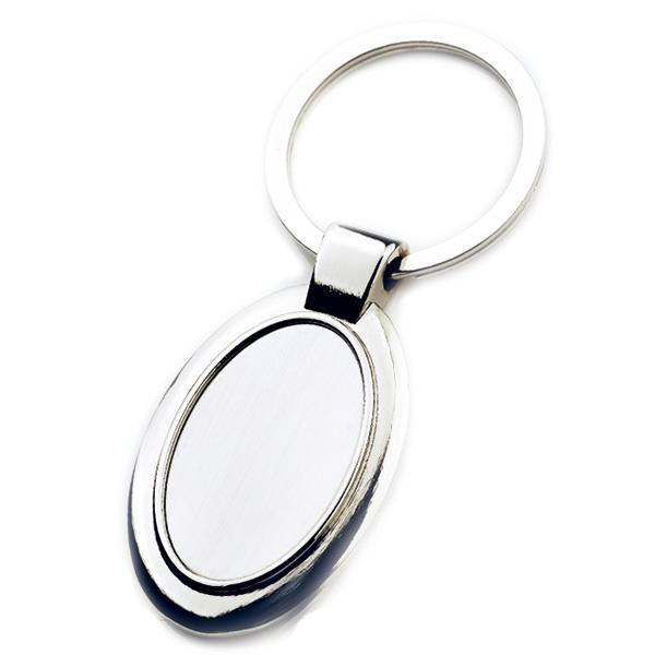 AK0163-Oval keychain