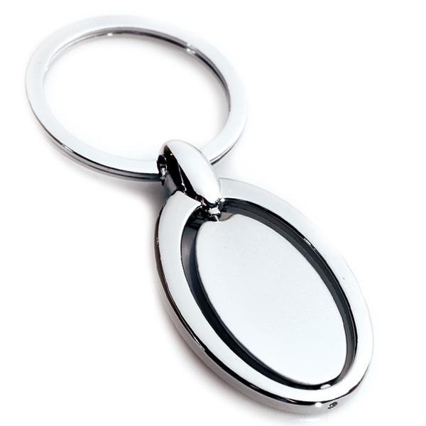 AK0139-oval keychain