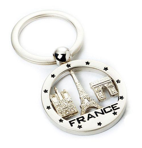 AK0637-france keychain