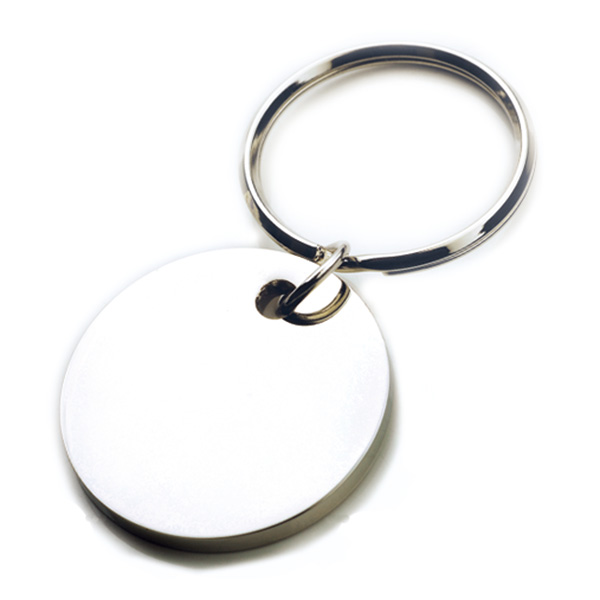 AK0145-round keychain
