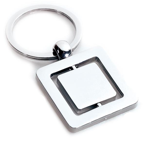 AK0141-square keychain