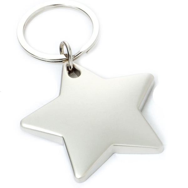 AK0286-star  keychain