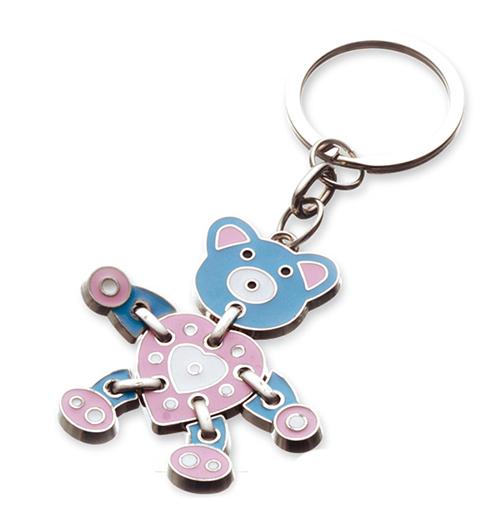 AK0438-bear keychain