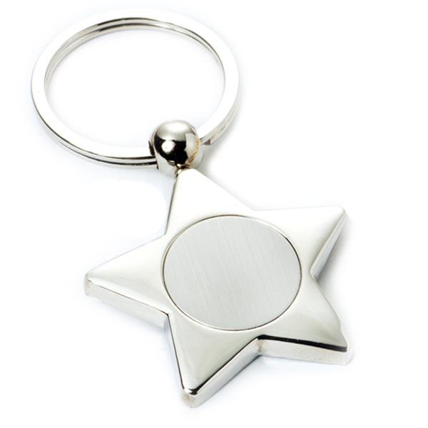 AK0287-star  keychain