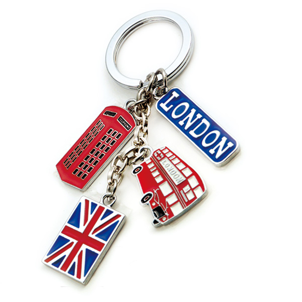 AK0674-car&phone booth charms