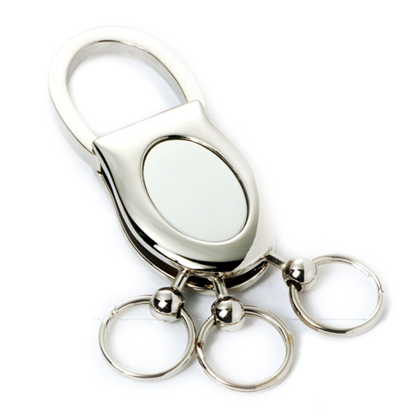 AK0015- multi-ring keychain