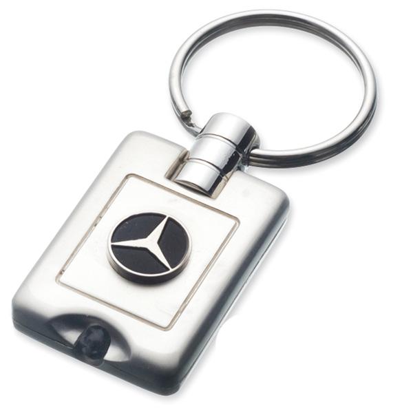 AK0332-benz led keychain