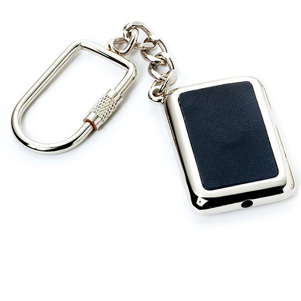 AK0328-retangle shape led keychain