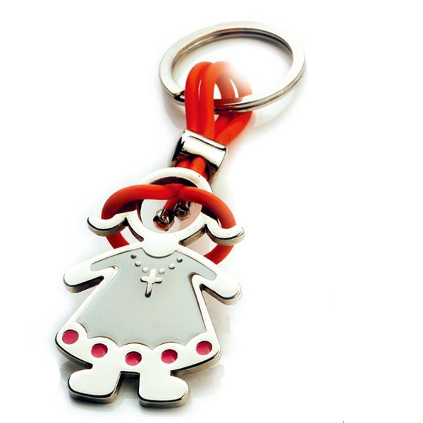 AK0428-girl keychain