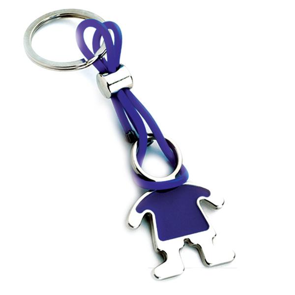 AK0435-boy keychain