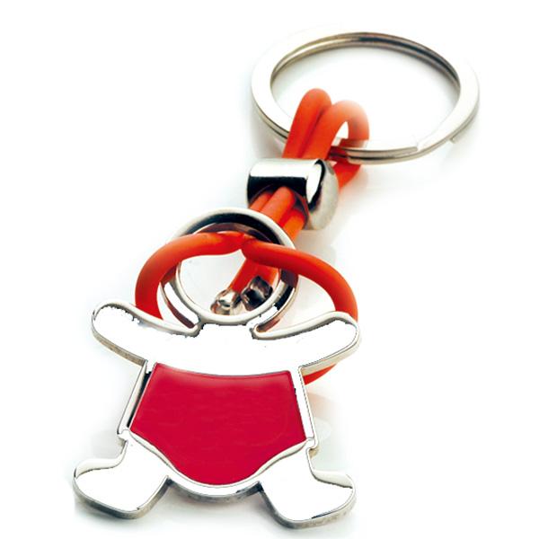 AK0431-boy keychain