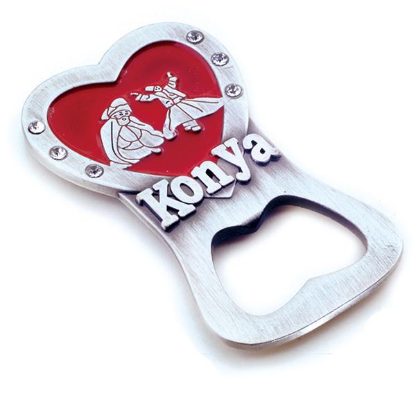 AK0699-konya opener& fridge magnet