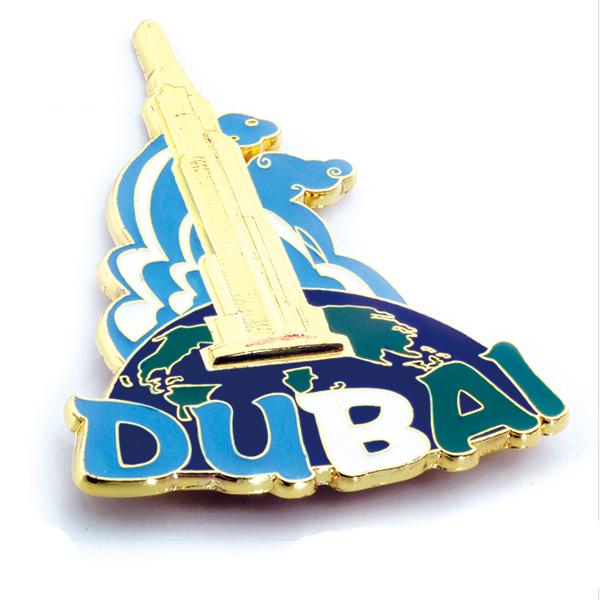 AK0696-Burj Dubai  fridge magnet