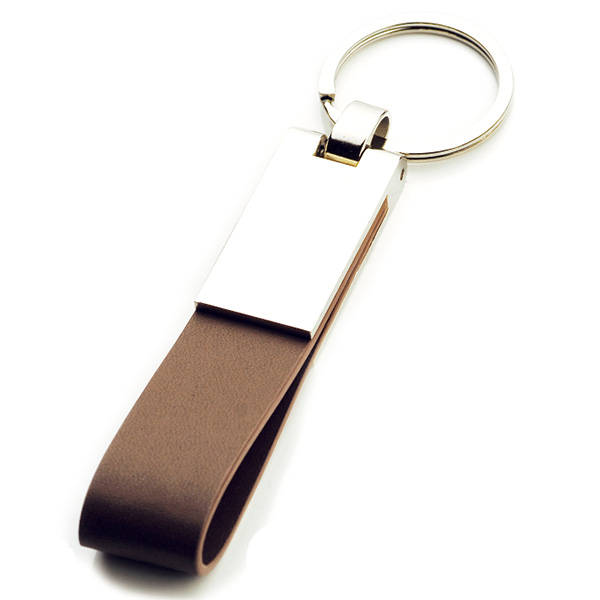 AK0904-leather keychain