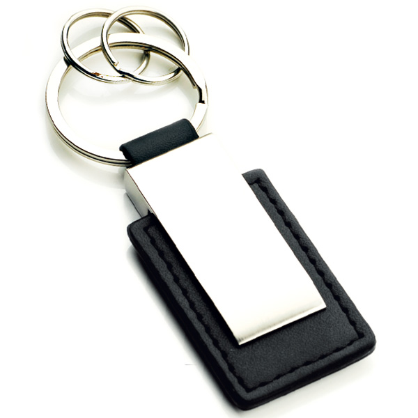 AK0953-leather keychain
