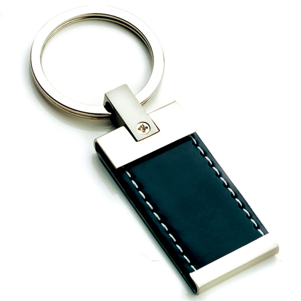 AK0975-leather keychain